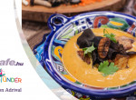Ázsiai vöröslencse leves- ha valami igazán pikáns, forró levesre vágytok
