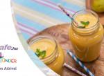 Zöldséges-gyümölcsös smoothie
