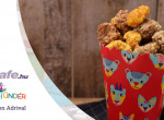 Csirke popcorn házi ketchuppal – biztos, hogy a kedvenced lesz