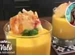 Fűszeres Narancsleves sajtropogóssal vagy mákos-túrós daragaluskával