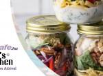 Vitamin saláta variációk - Fogd és vidd az ebéded!