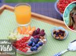 Tápláló és egészséges zabkása, hogy egész nap jóllakottnak érezd magad