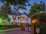 Less be a magyar színésznő Los Angeles-i házába, ahol Audrey Hepburn is lakott