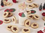 A legjobb karácsonyi aprósütemény - Nutellával töltött kekszecskék