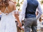 Kigúnyolta a férfi a menyasszonyát, mikor meglátta az esküvői ruhájában