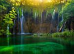 Éledezik a turizmus: megnyitják a turisták előtt a népszerű Plitvicei-tavakat