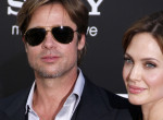 Balhé lesz: ezt üzente Brad Pitt új barátnője Angelina Jolie-nak - Fotó