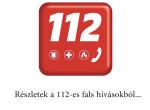 Hangfelvétel: Elképesztő hülyeségekkel hívják a magyarok a 112-t