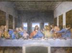 Rejtett dalt tartalmaz Leonardo da Vinci festménye - Az utolsó vacsorával üzent