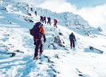 Rekord: ezen a hegyen ember még nem járt télen, történelmi pillanat részesei lehetünk