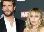 Teljesen összetört: Liam Hemsworth reagált Miley Cyrus csókolózós képeire