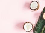 Nyárias szépülés: Erre az 5 dologra használhatod a kókuszvizet