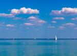 A Chiara vihar még a magyar tengert sem kímélte: Megbillent a Balaton