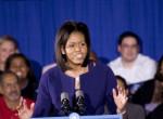 Michelle Obama kőkemény edzéssel erősíti testét - Fotó