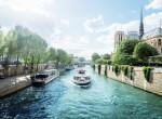 Ezzel a járművel megoldódnának a forgalmi dugók - Párizsban már tesztelik