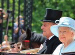 Hatalmas baki: Döbbenetes dolog történt II.Erzsébet királynővel a lovas póló meccsen