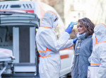 WHO: szeptember óta először csökkent az új Covid-fertőzöttek száma