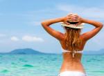 Vadiúj bikinijében fürdött a nő, kiröhögték a strandon