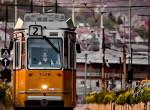 Baleset Budapesten - nem jár a legnépszerűbb járat
