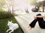 Less be Jennifer Aniston csodás Beverly Hills-i otthonába