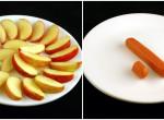 Meglepő mennyiségek: Így néz ki 200 kalória mindennapi ételeinkből