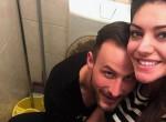 Ezzel magyarázta Kulcsár Edina a WC-ről posztolt fotóját
