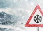 Az OMSZ figyelmeztet: Havazás is előfordulhat hétvégén