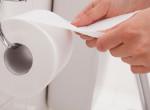 Végig rosszul helyeztük el a WC papír tekercset! Így kell használni