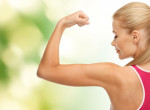 Vékony, izmos karok, tónusos vállak - 4 gyakorlat, amivel elérheted