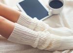 Zokniban vagy anélkül alszol? Ez a ránk tapadt szokás sok mindent elárul