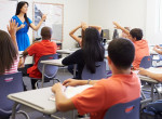 Érdekes órát tartott a tanár diákjainak – az internet imádja őt ezért