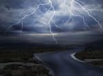 Több megyében elsőfokú riasztás van érvényben a felhőszakadás miatt