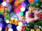 Fotókon minden idők legrondább karácsonyfái - Az összes pusztító