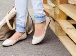 Viseld így a lapos cipőt, és sokkal vonzóbb leszel, mint magassarkúban!