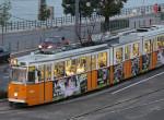 Forgalmi változás: összeütközött két villamos Budapesten