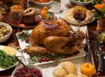 Fejre húzott pulyka, rogyásig terített asztal: így ünnepelték a sztárok a hálaadást