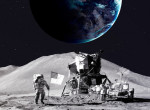 Kína hernyókat vitt a Holdra, és durva felvételeket küldött a 'sötét oldalról'