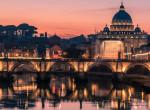 Csőstül jön a baj: földrengés rázta meg Rómát