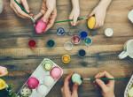 Ne vegyél festéket! Így használd a körömlakkod tojásfestésre