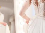 Online rendelte esküvői ruháját a nő, kétségbe esett, mikor felpróbálta