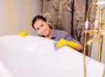 Filléres házi praktika, amivel villámgyorsan kitakaríthatod a fürdőkádat