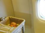 Kisbaba született egy repülőn