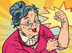 Az 55 éves nagymamát mindig összekeverik lányával - Ez a fiatalságának titka