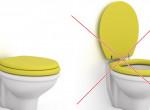 Négy nyomós érv, amiért mindig le kell hajtani a WC ülőkét