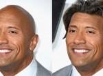 Így néznének ki Hollywood leghíresebb kopasz színészei, ha lenne hajuk
