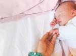 Karanténban szült, a koronavírusról nevezte el a fiát egy nő - így hívják a gyereket