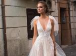 Fotókon a legszebb 2018-as esküvői ruha trendek
