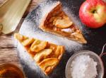 Az összes ujjad megnyalod utána: Isteni almás süti 25 perc alatt