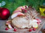 Ünnepi vacsi 35 perc alatt: Szaftos karajszelet sült almával