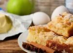25 perces almás süti, amit bármikor összedobhatsz